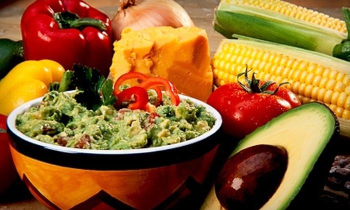 Restaurante 100% Mexicano - Boulder: $5 for $10 Worth of Mexican Cuisine at Restaurante 100% Mexicano in Boulder