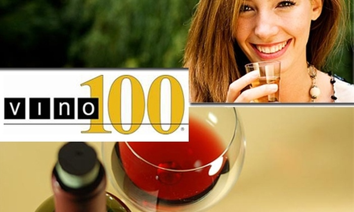 Vino 100 - Tatum Ranch: $15 for $30 Worth of Wine, Cigars, and Beer at Vino 100
