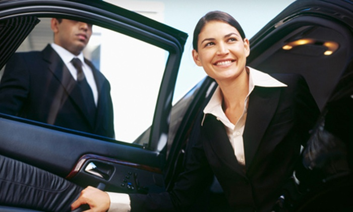 Hennessy Transportation - Multiple Locations: $39 for One-Way Airport Transportation from Hennessey Transportation ($97.50 Value)