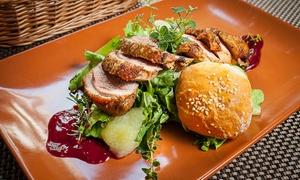 Restauracja Rycerska: Rycerska uczta inspirowana kuchniami świata od 44,99 zł w Restauracji Rycerskiej (do -45%)