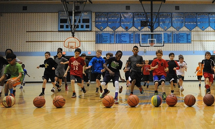 OC Rain Basketball - Irvine Business Complex: Up to 59% Off Conditioning Sessions at OC Rain Basketball