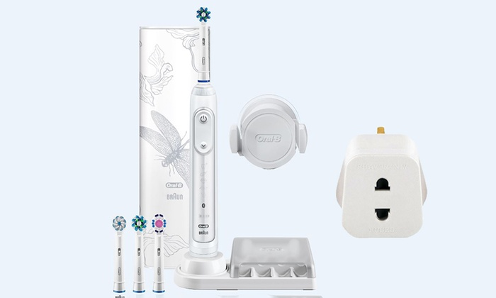 Oral B Genius 9000 Dragon Fly Limited Edition Electric Toothbrush With Free Delivery
