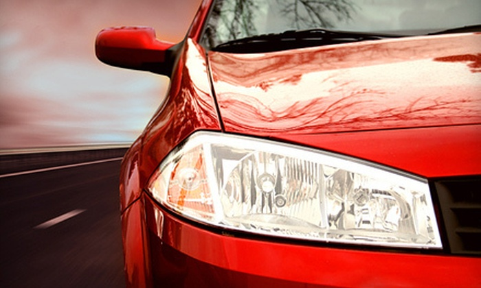 A & K Detailing - Parkside: $59 for Headlight Restoration and a Mini Detail at A & K Detailing ($160 Value)