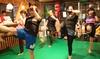 キックボクシングトレーニング45分+事務手数料/2回分 or 5回分 or 10回分