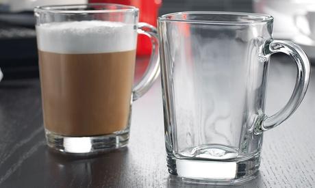 Soho Cafe Coffee Drinkware Sets (4-Piece) 1e0f5f6a-6647-11e6-bb14-00259069d7cc