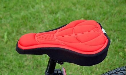 Funda de gel para sillín de bicicleta en diferentes colores por 5,90 € (82% de descuento)