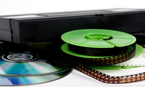 capitolcitymedia: One VHS Conversion to DVD with Purchase of 1 VHS Conversion to DVD at capitolcitymedia