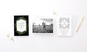 Up to 71% Off Zazzle Custom Cards or Invitations