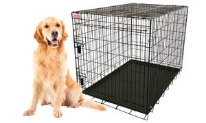 Coleman Collapsible Metal Pet Crates at Coleman Collapsible Metal Pet Crates, plus 6.0% Cash Back from Ebates.