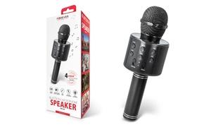 Microphone karaoké avec enceinte