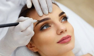 TipTop Beauty Lounge: Microblading at TipTop Beauty Lounge (47% Off)