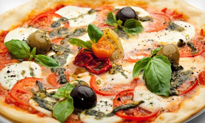 Bici Cafe - Alta Dena: Mediterranean Dinner for Two or Four or $10 for $20 Worth of Mediterranean Fare for Lunch at Bici Cafe