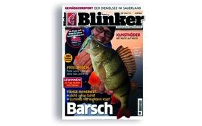 King Media GmbH: 4 Monate die Zeitschrift BLINKER im Abo lesen + 17,10 € Geldprämie erhalten