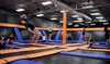 Up to 50% Off Jump Passes at Sky Zone - Metairie