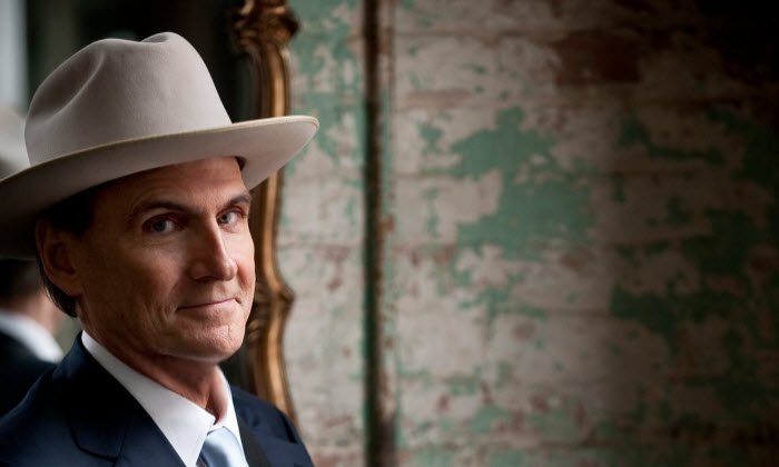 James Taylor - DTE Energy Music Theater: $20 to See James Taylor at DTE Energy Music Theatre on July 27 at 7:30 p.m. (Up to $35.70 Value)