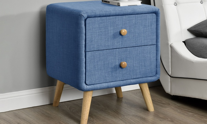 Bedside Table in Choice of Design from £35.98