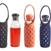 Glass Water Bottle with Neoprene Tote