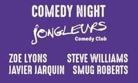 Ticket toJongleurs Comedy Night, 27 July at Rhyl Outdoor Events Arena (Up to 18% Off)