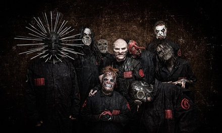 Knotfest Roadshow featuring: Slipknot, Volbeat, Gojira, Behemoth on Friday, August 30, at 5:30 p.m.