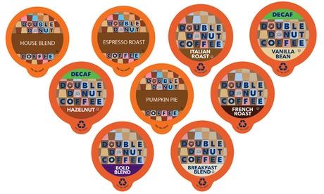 Double Donut Roast Coffee Single-Serve Cups (80-Count) 1859f1a1-30f5-40a4-b323-e9d72bae7f16