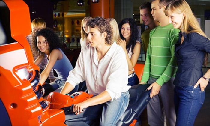 Zonkers Arcade - Overland Park: $10 for Two Visits with 20 Tokens and 500 Tickets Each to Zonkers Arcade in Overland Park ($20 Value)