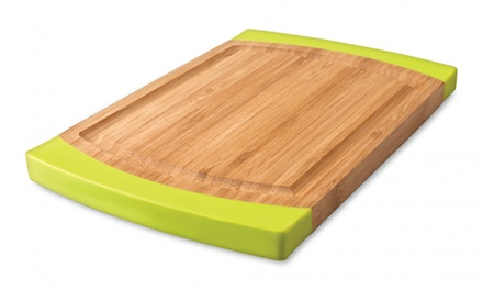 One or Two Berghoff Bamboo Cutting Boards in Choice of Size