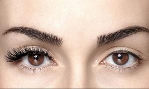 Schönheitssalon N Vi: Wimpernverlängerung 1:1 Technik, opt. Refill nach 2 Wochen, im Schönheitssalon N Vi (bis zu 61% sparen*)