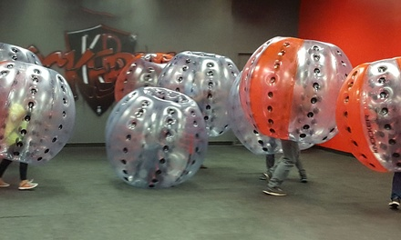 Open Play or a Private Party at Knockerball618 (Up to 41%  Off)