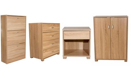 Muebles de dormitorio Basic Haya