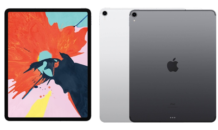 Apple Ipad Pro 12 9 Tablet 3rd Generation Refurbished A Grade Groupon