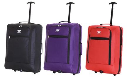 Slimbridge Montecorto Wheeled Cabin Suitcase for £11.99