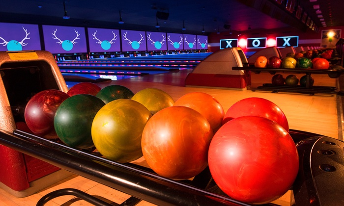 Bowlmor Lanes And Bowlero From 22 Groupon