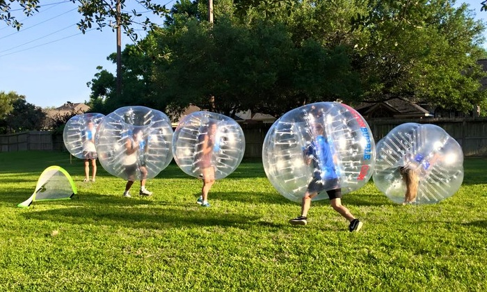 Kết quả hình ảnh cho Bubble soccer
