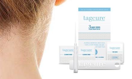 1, 2 of 3 Tagcure huidverzorgingsapparaten en navulsets voor steelwratjes friboom