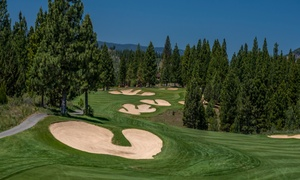 Stay and Play Package at Northern California Golf and Spa Resort