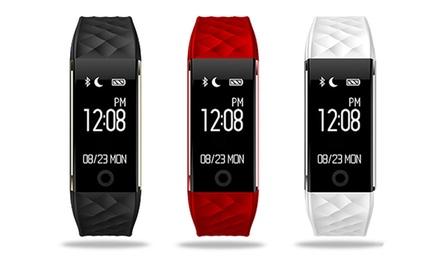 S2 Smartwrist mit OLED-Touchscreen und EazyFit Armband inkl. Versand