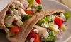 Up to 48% Off Latin and Mediterranean Cuisine at Chick n Chop
