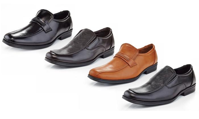 Marco Vitale Men's Dress Loafers