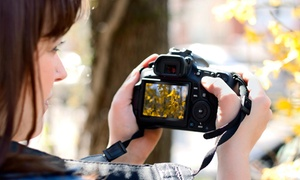 Discover Outdoors: Outdoor Photography Class or a Photography-Based Day Trip from Discover Outdoors (Up to 58% Off)