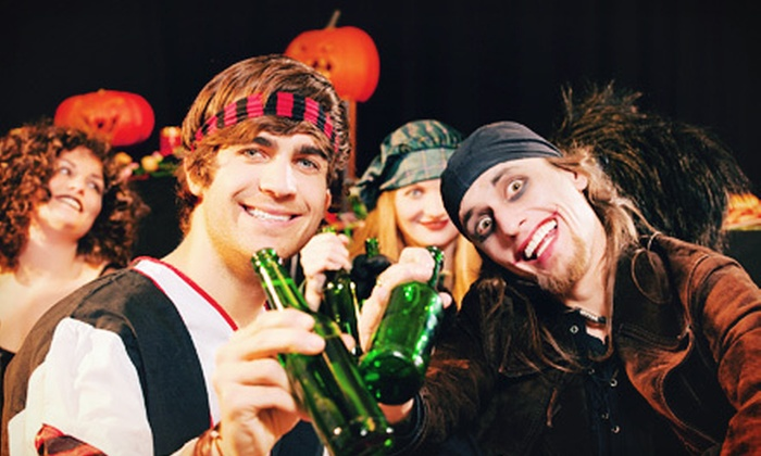 Boston Event Guide - Boston: Halloween Pub Crawl for Two or Four from Boston Event Guide on Saturday, October 20 (Up to 56% Off)