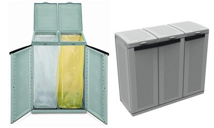 Contenitore in plastica Ecocab