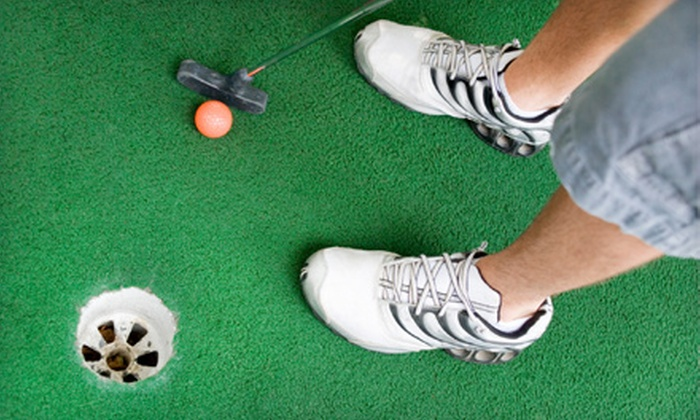 iBowl.ca Family Fun Center - Cambridge: Mini Golf, Bowling, or Mini Golf and Bowling for Up to Six at ibowl.ca Family Fun Center in Cambridge (Up to 66% Off)