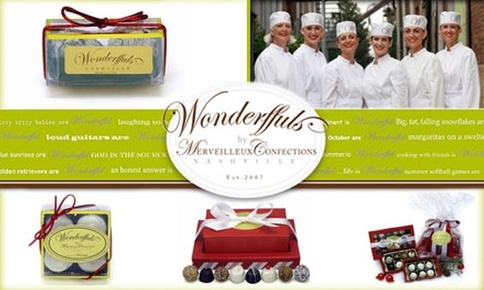 Merveilleux Confections - Nashville: $20 for $45 Worth of Sweet Treats at Merveilleux Confections