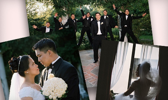 Regal Bridal and Limousine - Goose Island: $4,500 for a Wedding-Photography Package and Limo from Regal Bridal and Limousine ($10,850 Value)