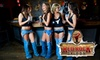 Red Rock Saloon - Juneau Town: $10 for $20 Worth of Southern Fare and Drinks at Red Rock Saloon in Milwaukee