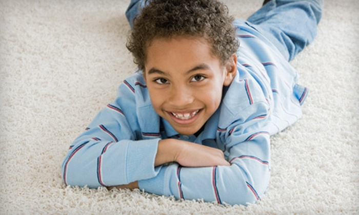 DZ Carpet Cleaning Service - Seattle: $59 for Carpet Cleaning in Three Rooms from DZ Carpet Cleaning Service ($187 Value)