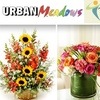 Urban Meadows  - Chicago: $25 for $50 Worth of Fixed Floral Arrangements at Urban Meadows