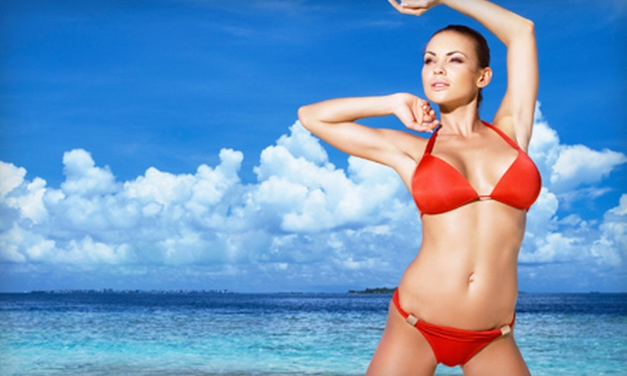 Half-Baked on Main - Coopersburg: $25 for One Month of Unlimited Tanning or an Airbrush-Tanning Session at Half-Baked on Main in Coopersburg