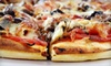 Gus's New York Pizza - Yorktown: $7 for $15 Worth of Pizza, Burgers, and Oven-Baked Subs at Gus's New York Pizza in Yorktown