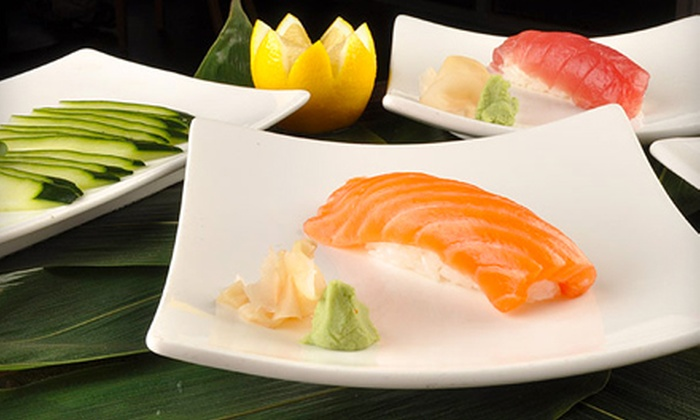 In The Raw Sushi - Bricktown,Downtown: $15 for $30 Worth of Sushi and Asian-Inspired Cuisine at In The Raw Sushi